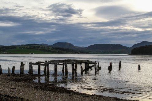 Pretty sights near Dornoch